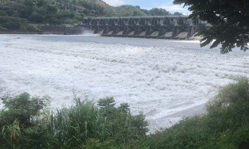 石岡水壩921紀念地